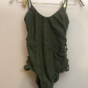 "Billabong ""Meshin' With You"" one-piece suit. NWT."